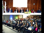 DOMINICAN REPUBLIC: representatives from the Dominican Institute for Quality, Customs, the National Drug Control Directorate and the Specialized Airport Security and Civil Aviation Corps gathered together to celebrate ICD 2015.