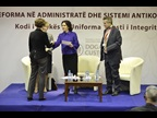 Albania: 20 public officials were awarded a WCO Certificate of Merit for their support towards Albania Customs and their commitment to the CBM theme.