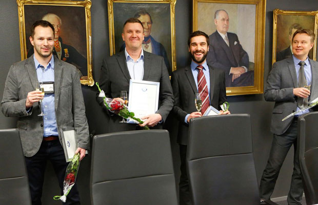 FINLAND: Finnish Customs awarded WCO Certificates of Merit to Customs officers in recognition of their outstanding work in the field of data analysis.
