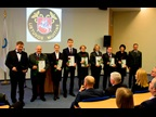 LITHUANIA: On the occasion of the International Customs Day 2017, the Director General of Customs Arūnas Adomėnas awarded WCO Certificates of Merit to 14 Customs officers who contributed most actively to the management of data analysis at Lithuanian Customs. The occasion was also used by Lithuanian Customs to celebrate the 15th anniversary of the activities of its Customs Criminal Service, and to reward the best Customs' dog handlers.