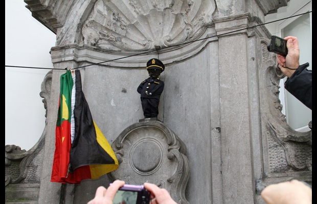 BELGIUM : ICD 2018 was a special edition for Belgium Customs: Brussels' famous city landmark, the Manneken-Pis, received the official Belgium Customs uniform. Customs officers were also awarded Certificates of Merit during the function. In addition, demonstrations of the whole range of Customs activities were held to raise awareness on the crucial role played by Customs in international trade.