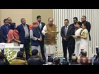 INDIA : The Central Board of Excise and Customs (CBEC) celebrated ICD 2018 on 27 January with the Hon. Finance Minister Shri Arun Jaitley and the Hon. State Minister for Finance Shri Shiv Pratap Shukla. The Finance Secretary, Dr. Hasmukh Adhia, was also present along with the CBEC Chairman Vanaja N. Sarna, Members of the Board, and senior Customs officers. WCO Certificates of Merit were awarded to 20 officers from Customs, as well as from other departments and to representatives from the trade, for their commitment to the annual theme.