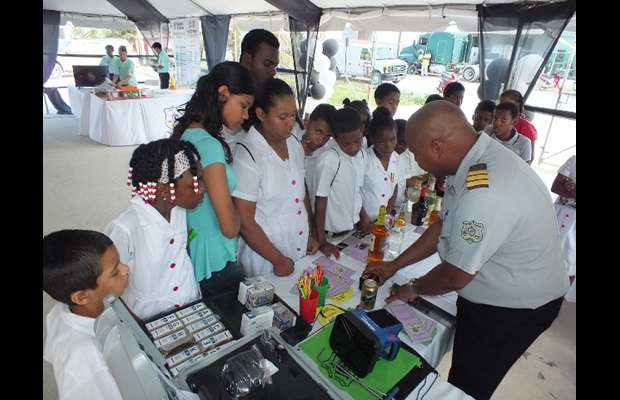 "BELIZE : Belize Customs and Excise Department organized a host of activities along the ""SMART borders"" theme to celebrate ICD 2019."