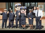 BERMUDA : Bermuda Customs celebrated ICD 2019 by unveiling two mascots in the presence of the Collector and the Assistant Collectors: C.A.P.I. (a male mascot) and R.E.V.I. (a female mascot).