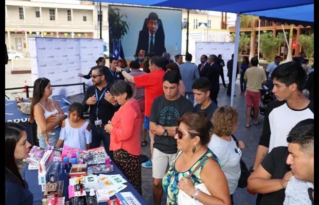 "CHILE : ICD 2019 was celebrated by Chile Customs with innovative festivities organized along the ""SMART borders"" theme."