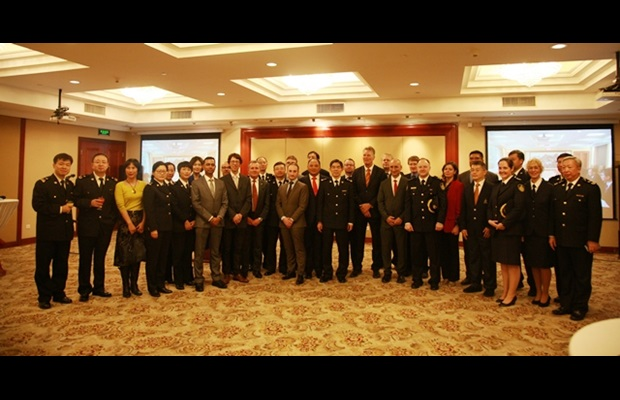 "CHINA : In Beijing, the Vice-Minister of China Customs addressed officials as well as Customs attachés and representatives based in China from 26 countries and regions as part of the ICD 2019 celebrations, during which he shared the progress made by Customs in 2018 and put forward the visions for building ""SMART"" borders and ""SMART"" Customs by the international community."