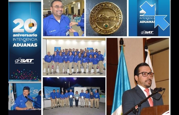 GUATEMALA : Guatemala Customs marked ICD 2019 with various activities such as official addresses and an awards ceremony.