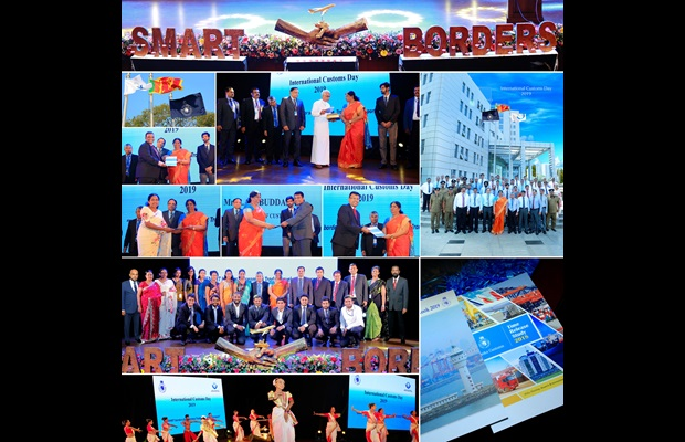 "SRI LANKA : ICD 2019 was a ""red letter day"" for Sri Lanka Customs since the report of the second Time Release Study conducted by Customs in 2018 was published; 29 officers were also awarded WCO Certificates of Merit, commending their dedicated service."