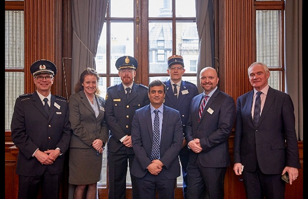 "UNITED KINGDOM : ""7 Attachés - One Customs Family"" captures the positive expression of Her Majesty's Revenue and Customs in the United Kingdom as they celebrated ICD 2019."