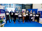 "FRANCE : The ICD 2021 celebration was marked by the awarding of WCO Certificates of Merit to Customs officials for their commitment to ""Recovery, Renewal and Resilience""' during the COVID-19 health crisis, particularly through their remarkable work in the areas of regulatory monitoring and implementation of controls. The photo above shows 15 recipients who were able to attend the ceremony."