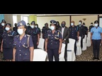 GHANA : The Customs Administration held this year's celebrations both face-to-face and virtually, with presentations by Customs and by its stakeholders on efforts made to maintain continuous trade flows along the international supply chain during the COVID-19 pandemic. The seminar culminated in the awarding of WCO Certificates.