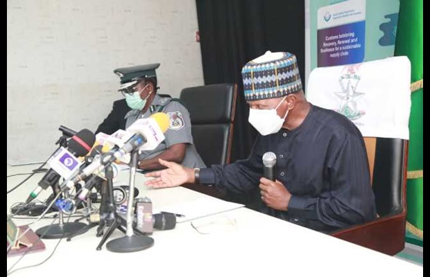 NIGERIA : ICD 2021 was celebrated under the leadership of the Comptroller General of Customs in Nigeria.