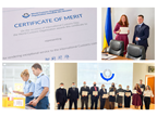 UKRAINE : The State Customs Service celebrated ICD 2021 and awarded WCO Certificates of Merit to its finest officers.