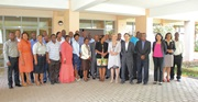 The Participants who attended the WCO SW and DM Workshop in Kigali.