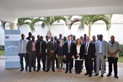 COPES workshop in Dakar in partnership with the UNODC-WCO-INTERPOL Project AIRCOP