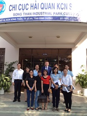 Vietnam: Stakeholder Consultation Meeting held in Bình Dương.