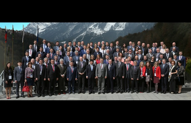 WCO Europe Region Heads of Customs Conference was held in Sochi, Russia from 12 to 13 April 2018