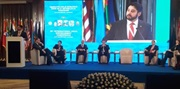 WCO Deputy Secretary General Treviño Chapa referred to the Punta Cana Resolution, which was adopted by the Customs Community in 2015 and recognizes Customs authorities as the first line of defence against organized crime and illicit trade