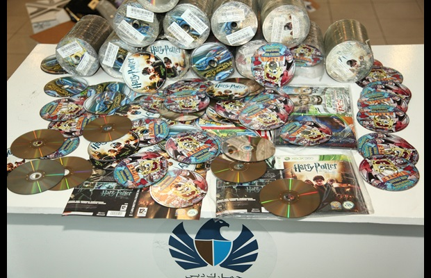 Dubai Customs seizes 139 different categories of counterfeit items worth 17.6 million AED (4.8 million USD) in the first half of 2014