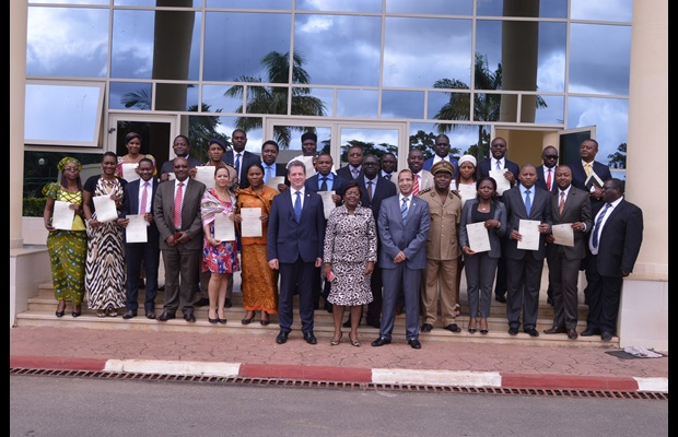 Second WCO Leadership and Management Development Workshop at the Directorate General of Customs, Cameroon