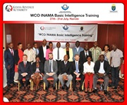 WCO – INAMA Basic Intelligence Training in Kenya