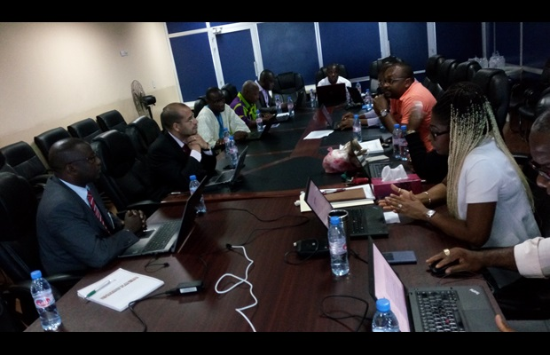 Regional HRM experts in West and Central Africa (WCA) gain practical experience in conducting Capacity Building support missions