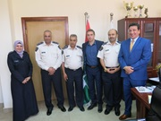 The Conduct of a Research Study on Trade Facilitation and Security at the Borders in Jordan