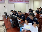 Profiling exercise in Laos