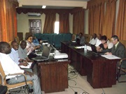 WCO National Workshop on the Harmonized System in the Comoros