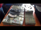 USD 1,260,000 seized by Congolese Customs in Kinshasa (Democratic Republic of the Congo)