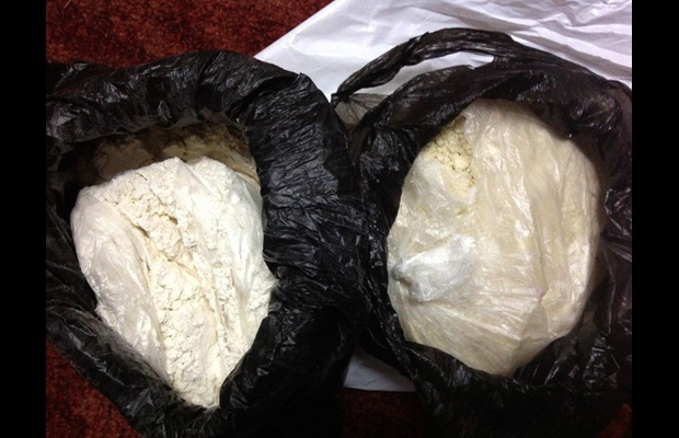 2.2 kg of cocaine seized by Senegalese Customs