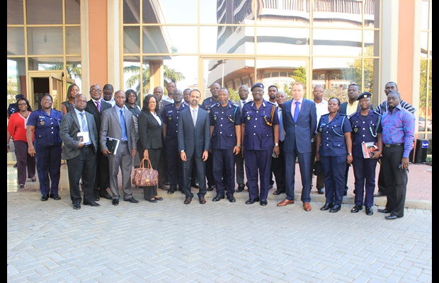 West African Customs Administration Modernization Project - The Ghana Revenue Authority benefits from WCO support in the field of Stakeholder Engagement!