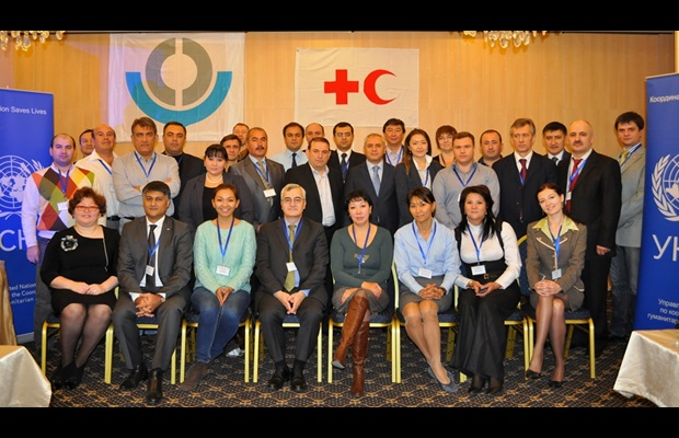 Regional Seminar on the Role of Customs in Natural Disaster Relief held in the region Europe, Astana, Kazakhstan, 29-30 October 2013