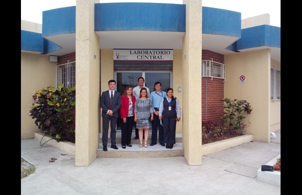 Ecuador hosts a WCO National Workshop on the modernization of its Customs Laboratory