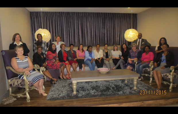 'All Female' Leadership and Management Development Workshop in Pretoria, South Africa