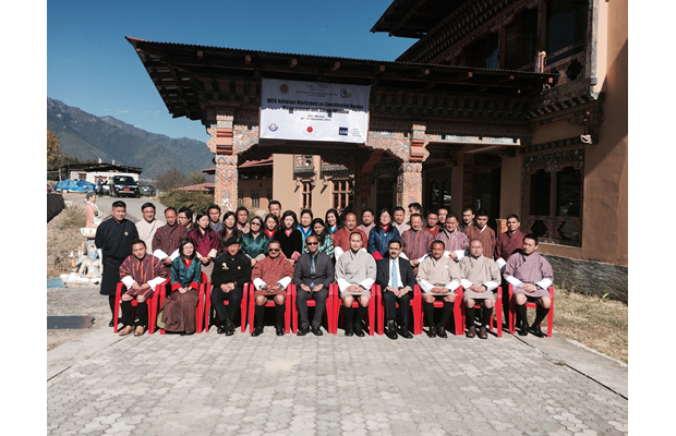 At the invitation of Bhutan Customs, the WCO with the support from the Asian Development Bank and the Korean WCO Customs Cooperation Fund conducted a 'National Workshop on Coordinated Border Management, Single Window and Data Model' from 23 to 26 November 2015 in Paro, Bhutan.