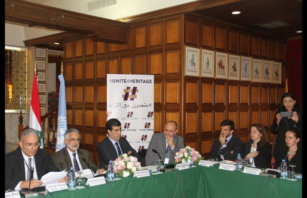 WCO supports UNESCO efforts in the fight against trafficking in cultural property in Syria and Lebanon