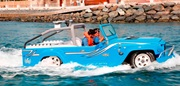 Dubai Customs deploys high-tech amphibious inspection vehicle
