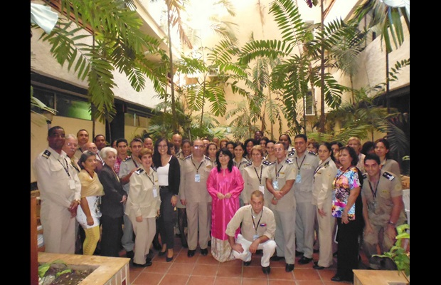 SAFE and AEO Programme implementation support mission to Cuba