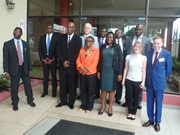 New support on Strategic Management: The WCO – WACAM Project commences regional support to the ECOWAS region