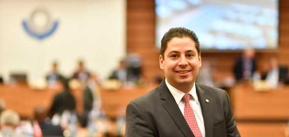 Ricardo Treviño Chapa, the current Administrator General of Mexico Customs, was elected Deputy Secretary General of the World Customs Organization (WCO) on 14 December 2017