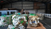 Plastic Waste seized by French Customs