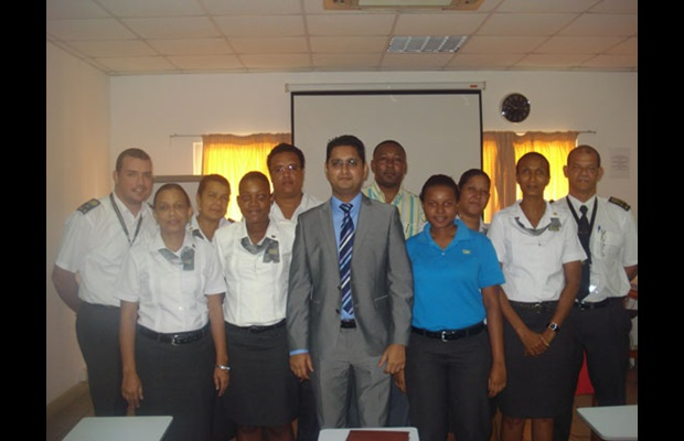 WCO supports the development of Training Strategy and introducing blended training approach through e-Learning at the Seychelles Revenue Commission (SRC)