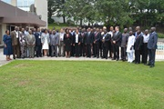 West & Central Africa: Meeting of Experts