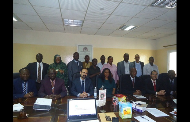 The Gambia Revenue Authority enters the pilot phase of implementation of the competency-based Human Resource Management approach!