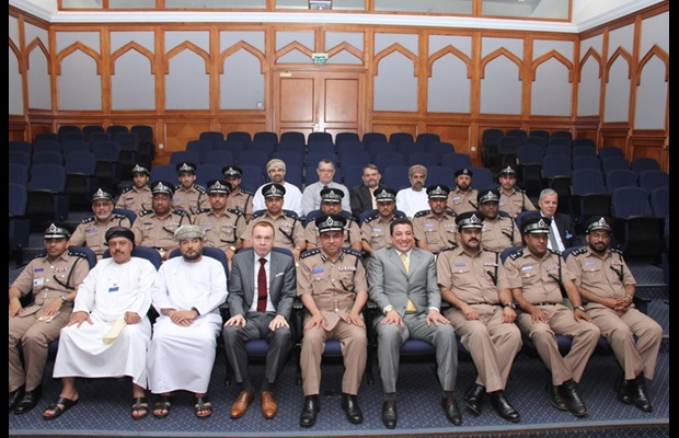 WCO Performance management mission to Oman customs