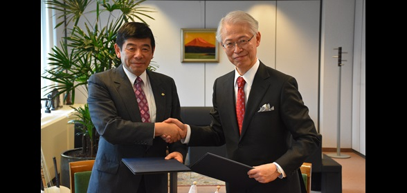 H.E. the Japanese Ambassador to Belgium, Mr. Hajime Hayashi, stressed that the WCO's activities to address emerging issues faced by WCO Member Customs administrations were highly appreciated by Japan