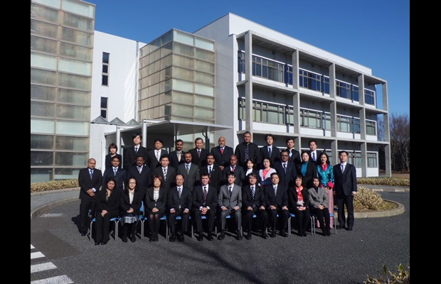 WCO Asia Pacific Regional Workshop on Chemical Analysis for Customs Purposes at Central Customs Laboratory (CCL), Kashiwa, Japan 16-19 Dec 2013