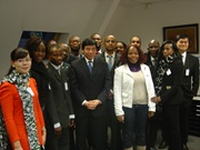 Opening of the WCO's 62nd Fellowship Programme