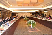 The 1st Conference of the Heads of National Training Centers for the WCO Europe Region held in Baku, Azerbaijan
